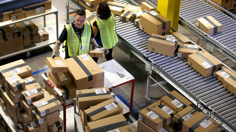 Pennsylvania lawmakers are following the lead of other states as they consider requiring online marketplaces — such as Amazon — to charge sales tax on items they sell via third-party vendors. (AP file photo)