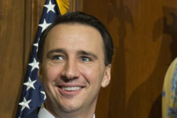 U.S. Rep. Ryan Costello, who represents Pennsylvania's 6th District, is dropping his re-election bid. (AP file photo)