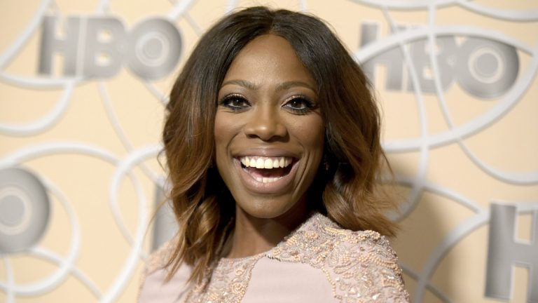 Yvonne Orji arrives at the HBO Golden Globes afterparty at the Beverly Hilton Hotel on Sunday, Jan. 8, 2017, in Beverly Hills, Calif. (Photo by Richard Shotwell/Invision/AP)