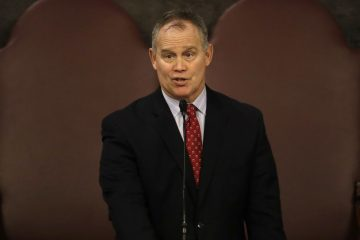 Pennsylvania House Speaker Mike Turzai, R-Allegheny, has announced his bid for governor. He joins three others seeking the GOP nod to run against Gov. Tom Wolf, a Democrat, in 2018.  (Matt Rourke/AP)