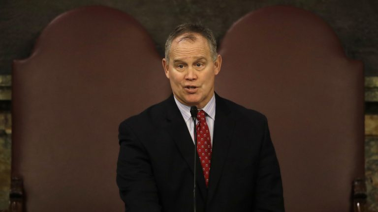A bill introduced this fall by Speaker of the House Mike Turzai, R-Allegheny, would add a new branch to Pennsylvania's school-choice tree — school vouchers. (File AP Photo)