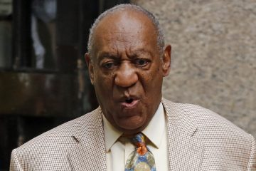 Bill Cosby leaves after attending jury selection in his sexual assault case at the Allegheny County Courthouse, Monday, May 22, 2017, in Pittsburgh. The case is set for trial June 5 near Philadelphia. (AP Photo/Gene J. Puskar)
