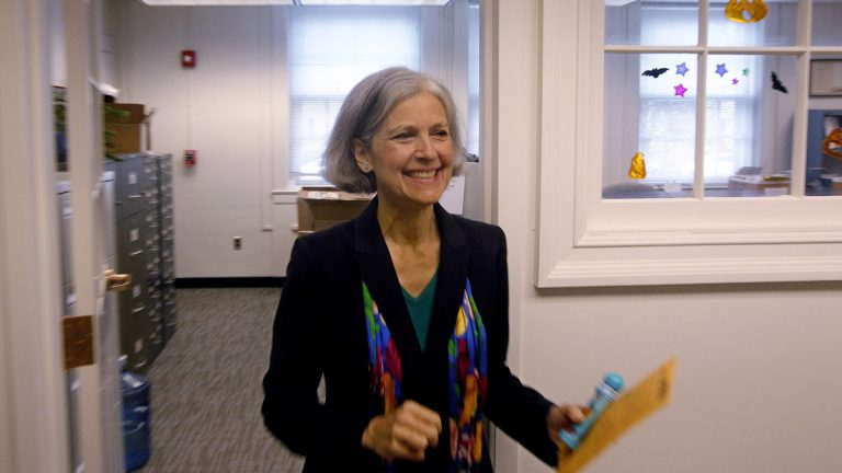 A federal judge's ruling will make it easier for Libertarian and Green Party candidates -- including presumptive Green Party presidential nominee Jill Stein -- to get on the ballot in Pennsylvania. (AP file photo)