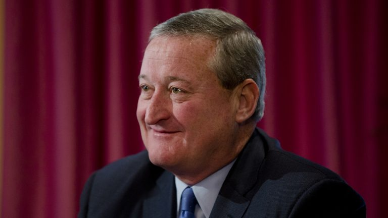 Philadelphia Mayor Jim Kenney is counting on revenue from a tax on sugary drinks to fund a variety of the initiatives he'll outline Thursday in his budget address to City Council. (AP file photo)