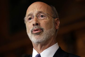 Pennsylvania Gov. Tom Wolf vows that if cheating occurred at the State Police academy,