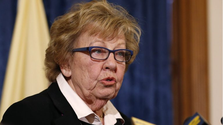 New Jersey Senate Majority Leader Loretta Weinberg says the Assembly plan for replenishing the Transportation Trust Fund needs a lot more discussion. (AP file photo)