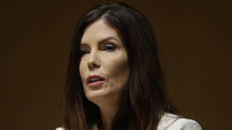 Pennsylvania Attorney General Kathleen Kane is not expected to attend a special hearing scheduled next Tuesday by the Senate committee considering her ouster. (AP file photo)