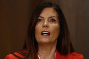Pennsylvania  Attorney General Kathleen Kane has siphoned more than $300,000 from her campaign war chest to pay for defense lawyers and public relations help. That's perfectly legal.  (AP Photo/Rich Schultz)