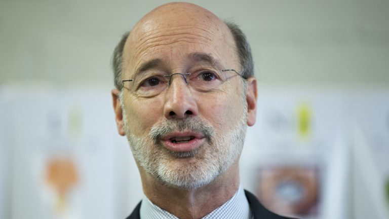 Gov. Tom Wolf has signed into law a plan to delay the Keystone exams, the controversial high school graduation requirement for Pennsylvania students. (AP file)