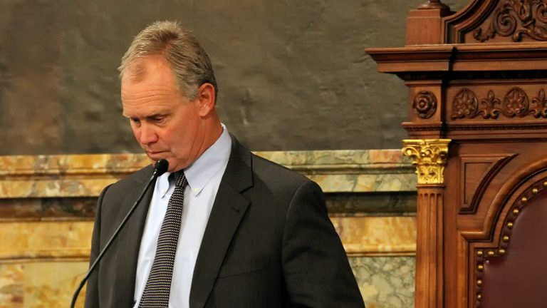 Pennsylvania House Speaker Turzai said an override of Gov. Tom Wolf's budget veto should be the