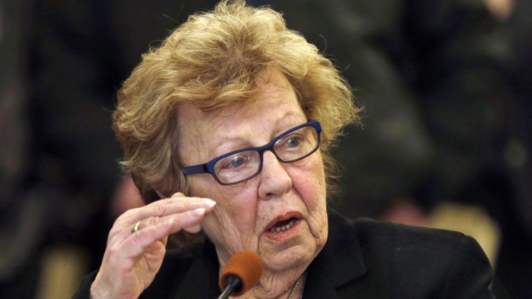 New Jersey Sen. Loretta Weinberg has introduced a measure calling for employers to provide paid sick days to their workers. AP file photo)