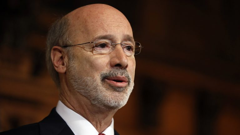 Pennsylvania Gov. Wolf has asked Department of Homeland Security Secretary Jeh Johnson for an extension on complying with the federal REAL ID act. (AP file photo)