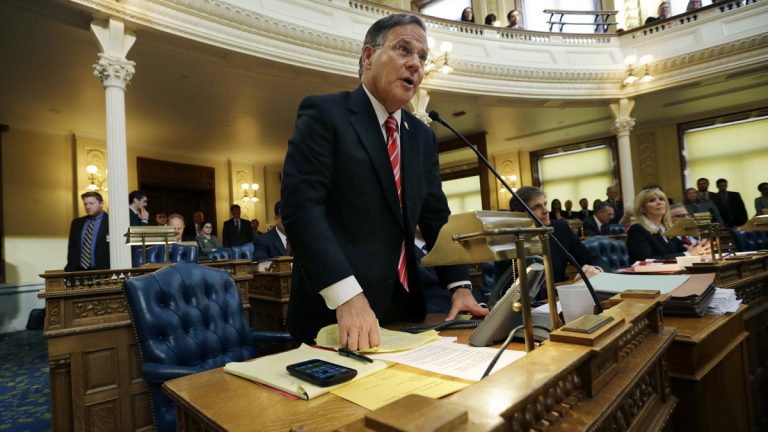 Assembly Republican Leader Jon Bramnick says there won't be enough support in the Assembly for an override if Gov. Chris Christie vetoes the measure proposed by Democrats. (AP file  photo)