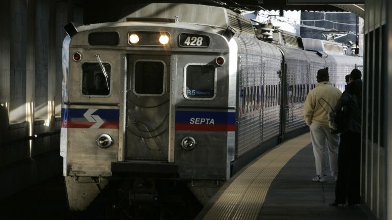 SEPTA is experiencing system slowdowns because of the sudden drop in temperature. (AP file photo)