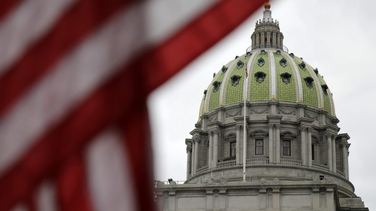 Though Pennsylvania still has no budget for this fiscal year, several lawmakers say they're waiting for Gov. Tom Wolf's budget address next month to see if the administration plans to seek funding for the five and a half months of the current fiscal year alongside the one coming up.(AP Photo/Matt Rourke)