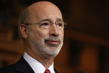 I want a budget that is balanced, where the math actually works, and that invests in the things that Pennsylvania needs to invest in, says Gov. Tom Wolf. (Matt Rourke/AP photo)