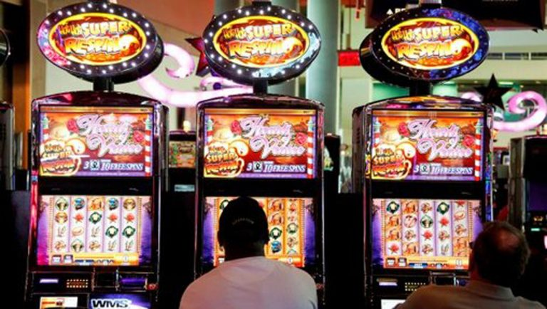 Lawmakers have failed to meet two different deadlines for coming up with a legislative fix to an unconstitutional casino fee law. (AP Photo)