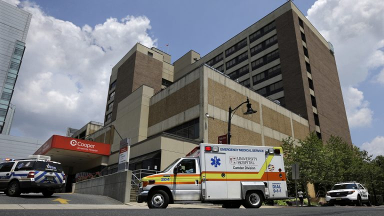 At Cooper University Hospital in Camden, doctors over 72 now must go through an assessment of their cognitive abilities. (Mel Evans/AP Photo)