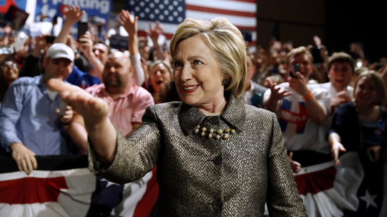 Staffers for Democratic presidential candidate Hillary Clinton have been working in Pennsylvania for months