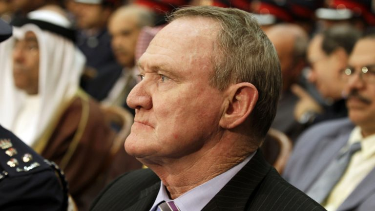 Former Philadelphia Police Commissioner John Timoney is hospitalized in Miami with stage 4 lung cancer. (Hasan Jamali/AP Photo)