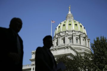 The agency consolidation is a foundational part of Governor Tom Wolf's 2017-18 budget plan. (Matt Rourke/AP Photo)