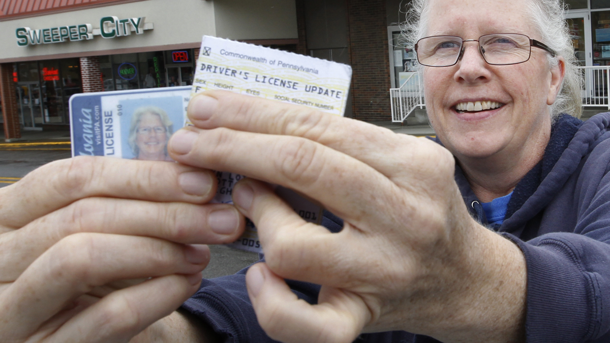 pa drivers license permit rules