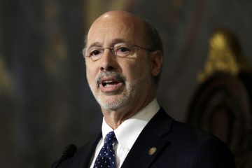 Gov. Tom Wolf intends to borrow from Pennsylvania's Tobacco Settlement Fund to balance the books. (Matt Rourke/AP Photo)