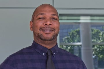 Arthur Satterwhite, a senior manager with the American Bible Society, is one of the organizers for