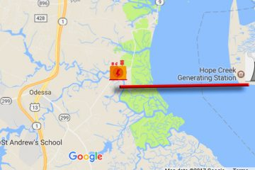 Plan for underwater power line connecting Delaware to New