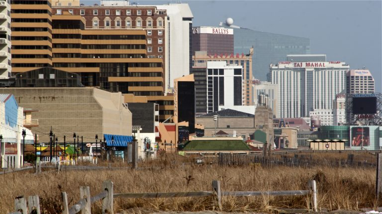 The New Jersey  Legislature will vote on a tentative deal to avert the state takeover of Atlantic City. (NewsWorks file photo)