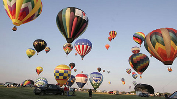 The 2013 QuickChek New Jersey Festival of Ballooning is July 26-28.