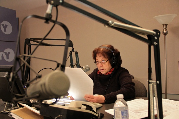 "<p>Elisabeth Perez Luna directs this year's radio play,  ""Certain Poor Shepherds.""</p>"