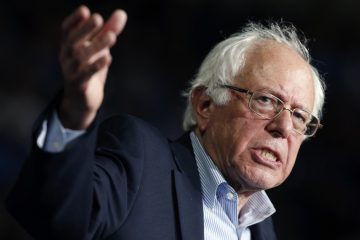 U.S. Sen. Bernie Sanders of Vermont has endorsed Rich Lazer in Tuesday's crowded 5th District Democratic primary. (AP file photo)