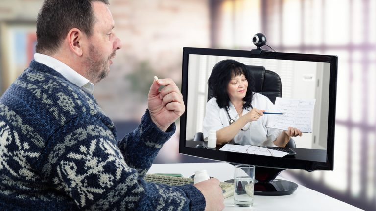 A New Jersey Assembly panel will consider regulating the practice of telemedicine -- the remote diagnosis  and treatment of patients.(Verbaska/Bigstock)
