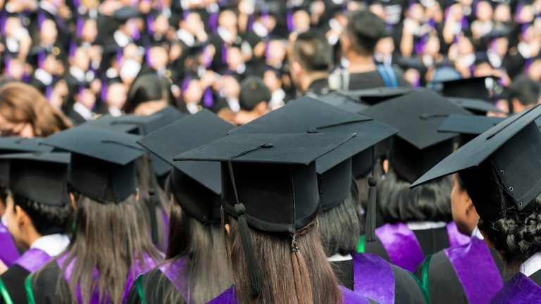 This year's college graduates may have an easier time finding a job than previous classes. (Prasit Rodphan/BigStock)