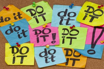 """<a href=""""https://www.bigstockphoto.com/image-30228062/stock-photo-fighting-procrastination-concept-do-it-phrase-on-color-sticky-notes-posted-on-a-cork-bulletin-board"""">StickyNotes (BigStockPhoto.com)</a>"""