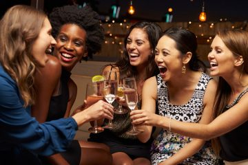 Dozens of bars hosting DNC events in Philadelphia will be staying open until 4 a.m. the week of the convention. (Monkey Business Images/Bigstock)