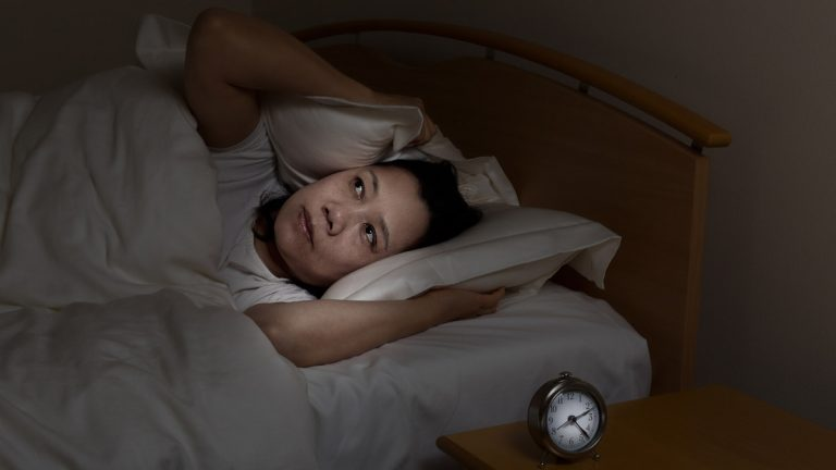 Most people experience insomnia at some point in their lives.(Tab62/Bigstock)