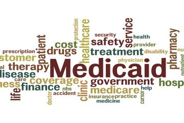 """(<a href=""""https://www.bigstockphoto.com/image-150226388/stock-photo-medicaid%2C-word-cloud-concept-2"""">Medicaid word cloud</a> /Big Stock Photo)"""