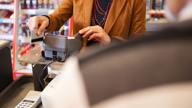 After learning that retailers may be in line for incentives if they accept only credit card payments, Assemblyman Paul Moriarty wants to prevent stores in New Jersey from barring cash transactions.(Leaf/Bigstock)