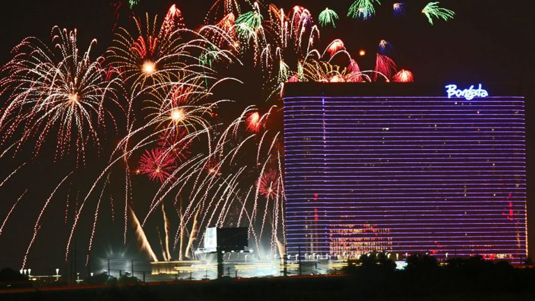 July 4th holiday celebration in Atlantic City, New Jersey. (Big Stock file photo)
