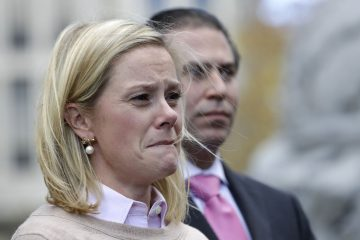 Bridget Anne Kelly is one of two former Christie aides found guilty of conspiracy