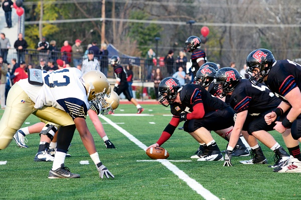 "<p><p style=""font-size: 13px !important;"">With a 126-year history, the Penn Charter/Germantown Academy football game is said to be the oldest rivalry in the country. Penn Charter beat Germantown Academy 35-7. (Bas Slabbers/for NewsWorks)</p></p>"