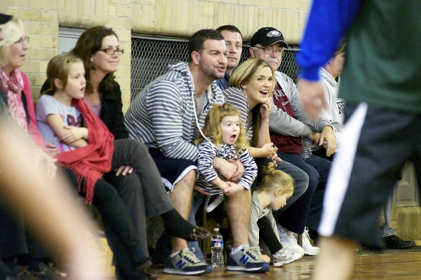 <p>&lt;p&gt;Fans look on as the first day of the basketball season at Shawmont starts up. (Bas Slabbers/for NewsWorks)&lt;/p&gt;</p>