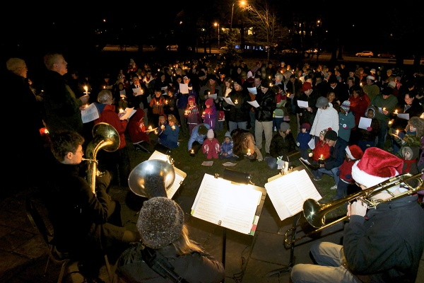 <p><p>Hundreds came out for the annual event in East Falls. (Bas Slabbers/for NewsWorks)</p></p>