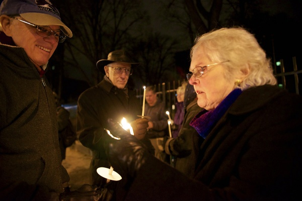<p><p>The event was organized by two nearby churches. (Bas Slabbers/for NewsWorks)</p></p>