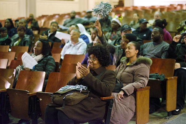 <p><p>Germantown High School alumni are planning a Dec. 27 rally at the school or nearby Vernon Park. (Bas Slabbers/for NewsWorks)</p></p>