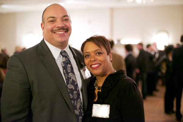 <p><p>Philadelphia District Attorney Seth Williams and Eighth District City Councilwoman Cindy Bass. (Bas Slabbers/for NewsWorks)</p></p>