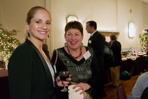 <p>Mt Airy USA holds its fundraiser 'Guess Who's Coming To Dinner' at the Commodore Barry Club. It is the ninth time the event is organized. (Bas Slabbers/for NewsWorks)</p>