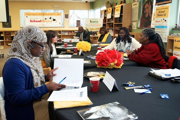 <p><p>The breakfast event was hosted by the Philadelphia Black Alliance for Educational Options. (Bas Slabbers/for NewsWorks)</p></p>